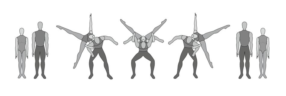 Rückenrad