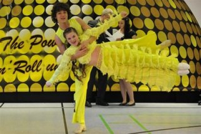 World DanceSport Games in Kaohsiung 2013 Rock'n'Roll A-Klasse